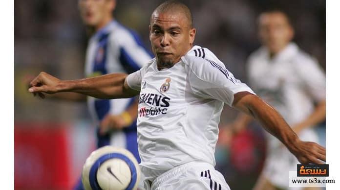 رونالدو سطوع رونالدو في كرة القدم