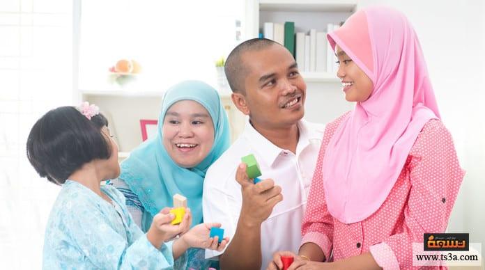 زيارة الأقارب في رمضان صلة الرحم في رمضان