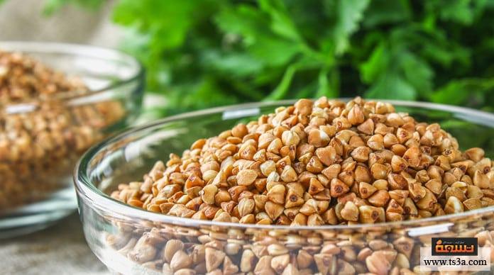 عسل الحنطة السوداء الخواص البيولوجية لنبتة الحنطة السوداء