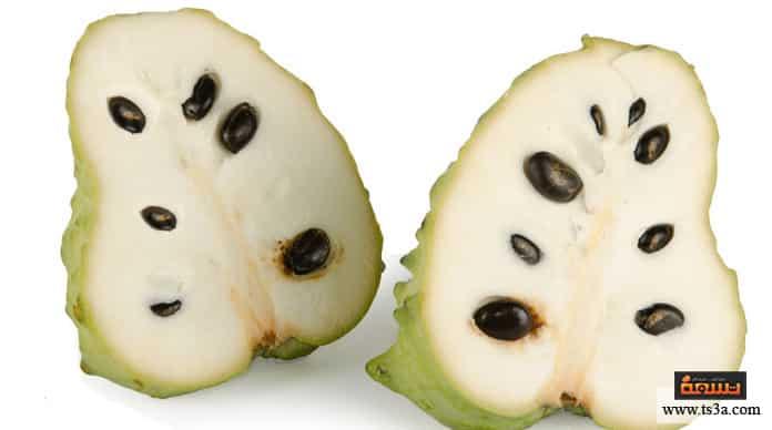 فاكهة القشطة فاكهة القشطة للحامل