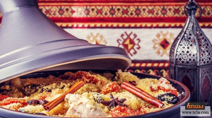 فوائد رمضان الاحتفال بالأطعمة المتنوعة