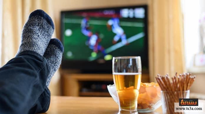 كأس العالم في العيد اذهب إلى الأقارب لمشاهدة كأس العالم في العيد عندهم