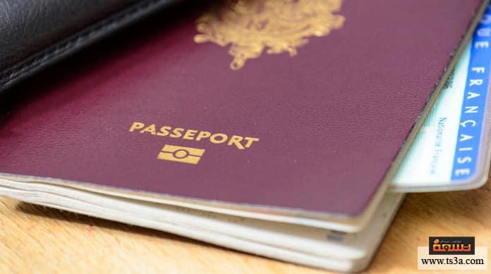 لون جواز السفر كيف يتم اختيار لون جواز السفر حول العالم؟