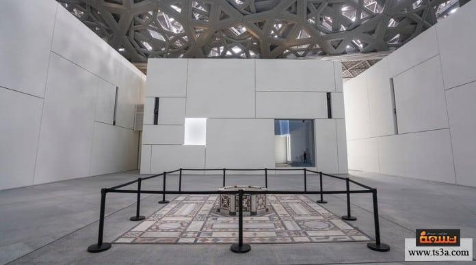 متحف اللوفر أبو ظبي افتتاح متحف اللوفر أبو ظبي
