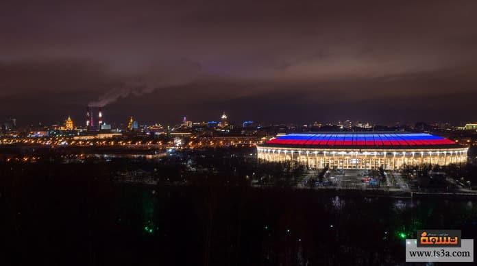 مونديال روسيا زيارة أماكن سياحية جديدة أثناء مونديال روسيا