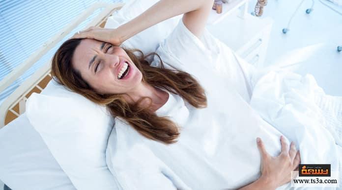 آلام المعدة أثناء الحمل طرق علاج آلام المعدة أثناء الحمل
