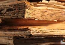 اختراع الورق