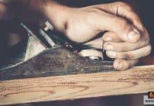استخدام الخشب