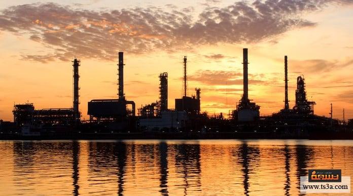 البترول كثرة وجود البترول في مناطق معينة