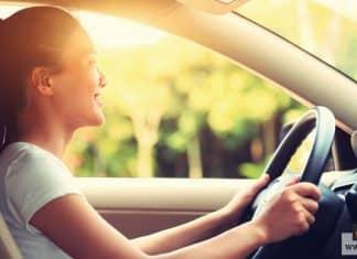 القيادة ببطء