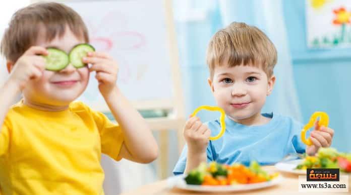 انخفاض التريبتوفان فوائد التريبتوفان للأطفال