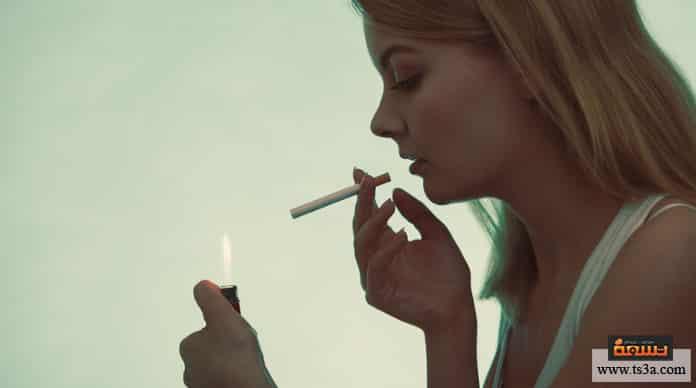 تأثيرات التدخين على الجمال
