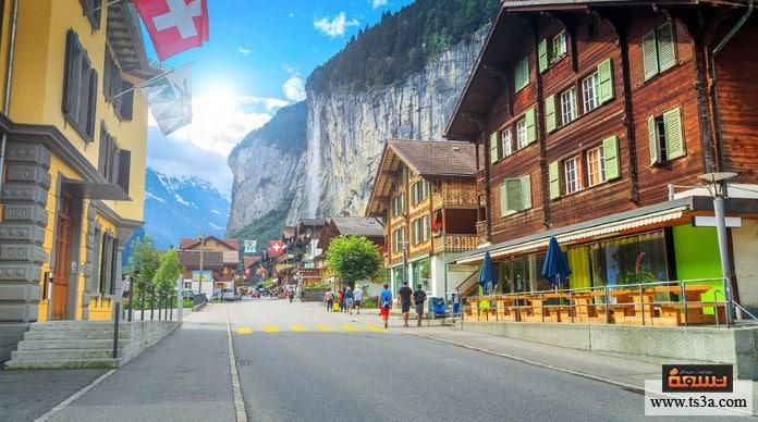 تأشيرة سويسرا أهم المدن السويسرية