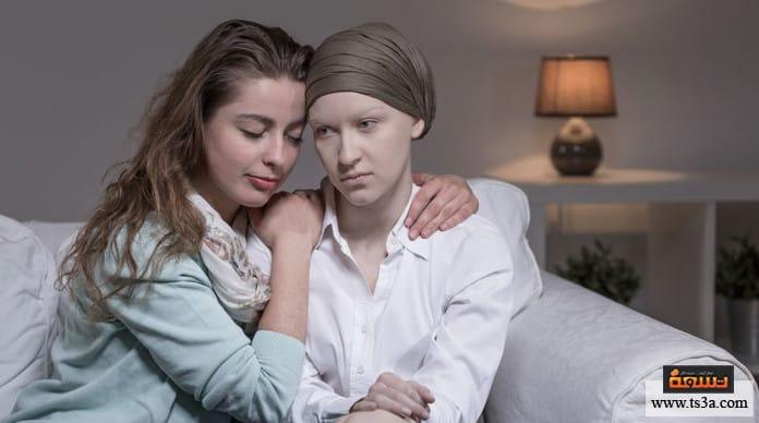 تشخيص السرطان أنواع مرض السرطان