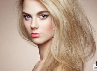 تفتيح لون الشعر