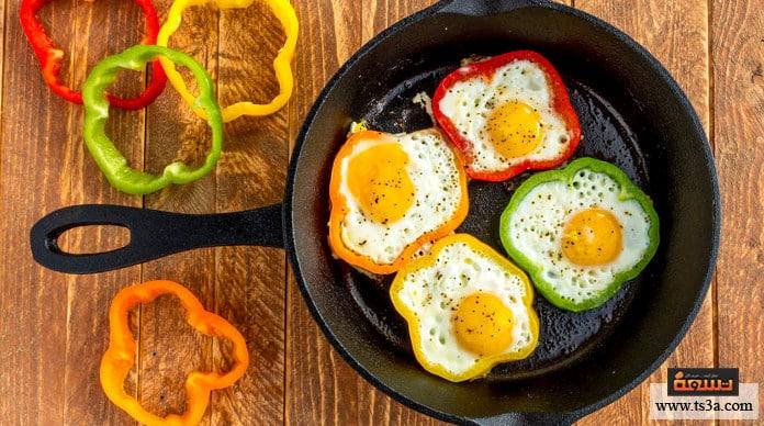 تناول البيض نصائح وبدائل تناول البيض