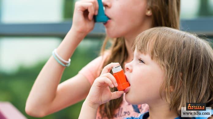 حساسية الأطفال البخاخ لحساسية الصدر