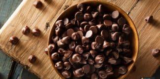 رقائق الشوكولاتة