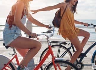 ركوب الدراجات للفتيات