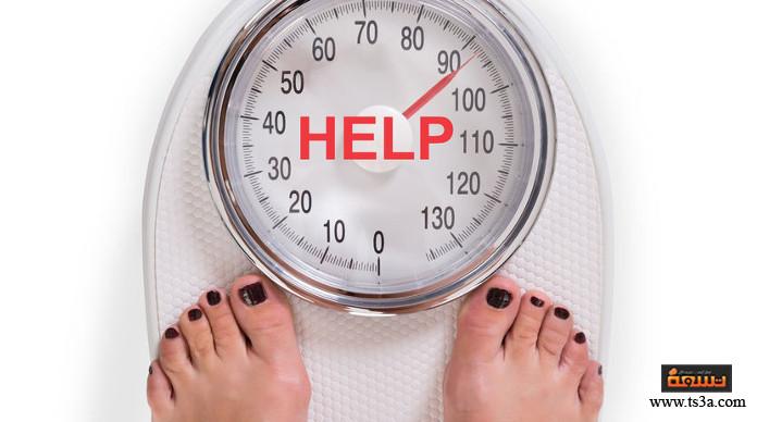 زيادة الوزن في الشتاء