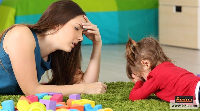 سلوكيات الأطفال الخاطئة