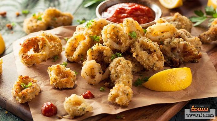 سمك الحبار ما أهم طرق طهي وتناول سمك الحبار؟
