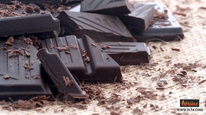 صناعة الشوكولاتة المرحلة الأخيرة تحضير الشوكولاتة