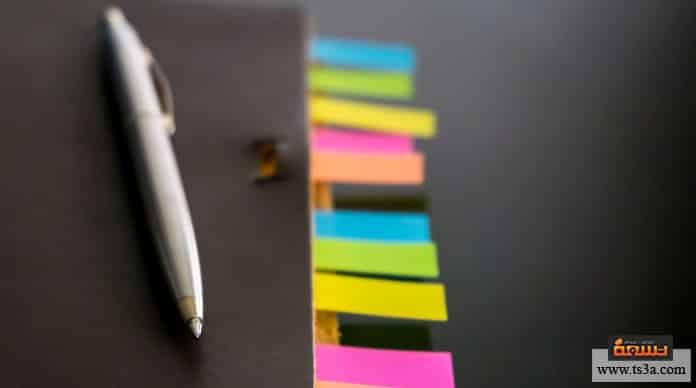 صناعة الهدايا عمل (بوك ماركس Bookmarks) : فكرة مميزة من أفكار صناعة الهدايا