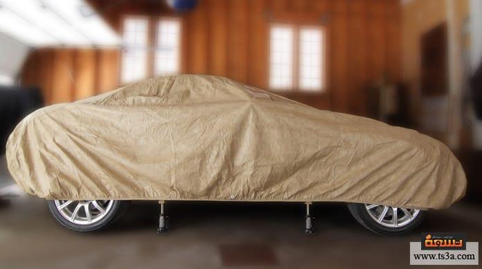 غطاء سيارة