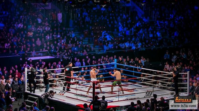 مشاهدة مباريات المصارعة