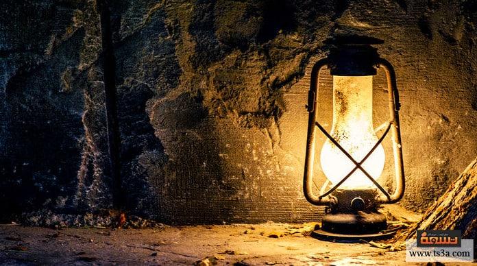 مصباح الإضاءة تاريخ مصباح الإضاءة