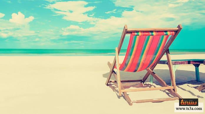 الإجازة الصيفية