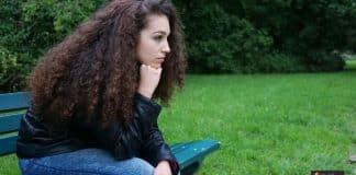 الحبيبة المراهقة