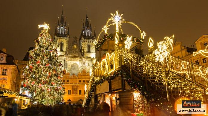 السياحة في التشيك أجمل المدن والمعالم السياحية في التشيك