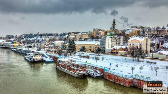 السياحة في صربيا أهم معالم السياحة في صربيا