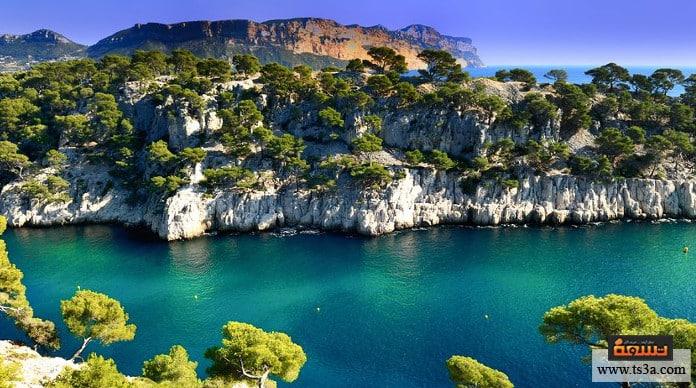 السياحة في فرنسا مرسيليا، جوهرة الساحل