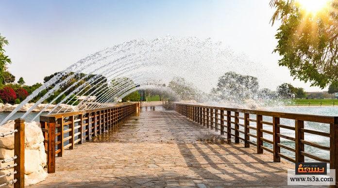السياحة في قطر منتزه أسباير Aspire Park