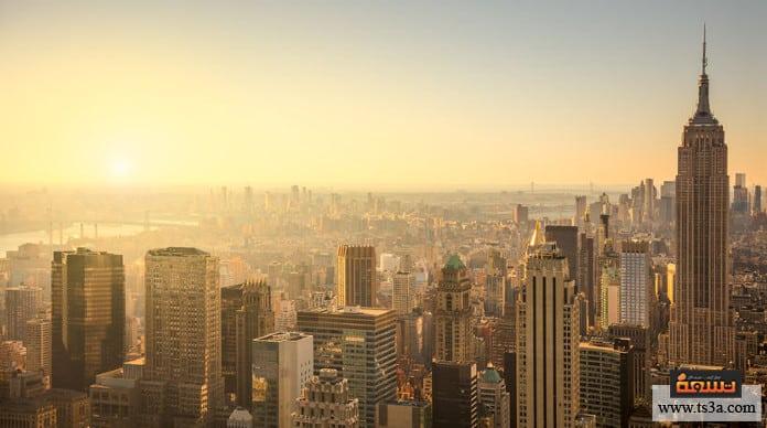 السياحة في نيويورك أفضل معالم السياحة في نيويورك