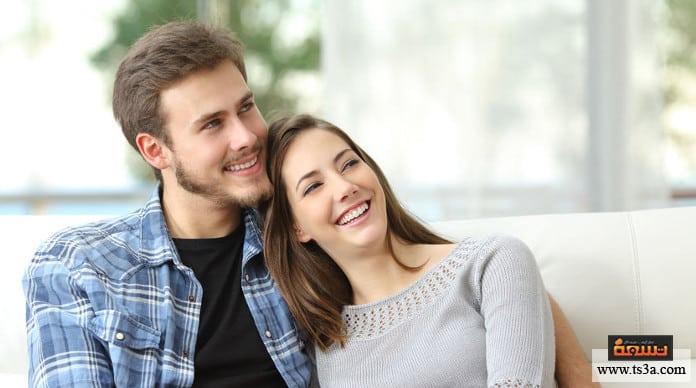 ما يريده الزوج إظهار ضعفك أمامه