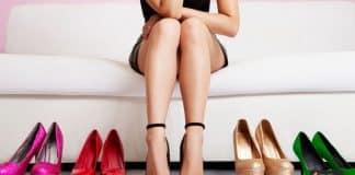 الحذاء والشخصية