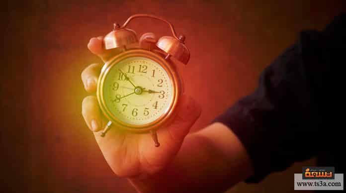الساعة البيولوجية الساعة البيولوجية لجسم الإنسان