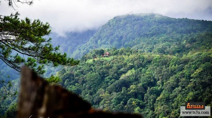 السياحة في إندونيسيا أشهر معالم السياحة في إندونيسيا بونشاك