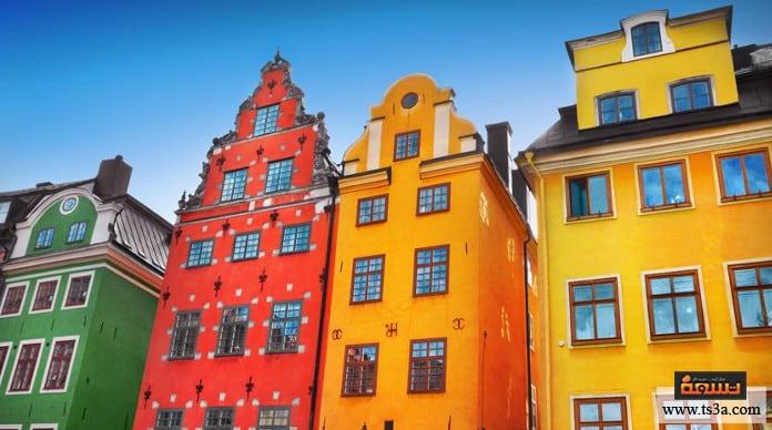 السياحة في السويد أفضل معالم السياحة في السويد ستوكهولم
