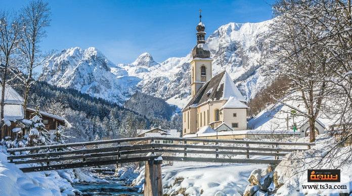 السياحة في النمسا أشهر مدن ومعالم السياحة في النمسا