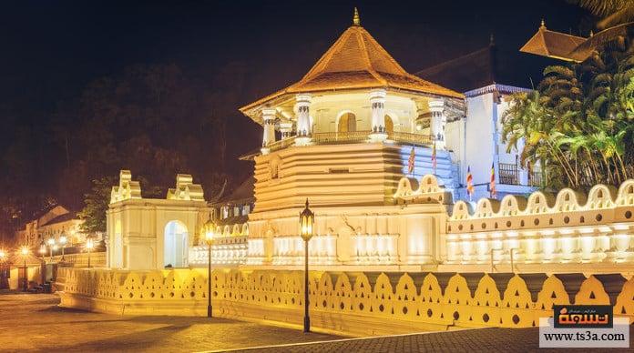 السياحة في سريلانكا أفضل الأماكن السياحية في كاندي سريلانكا