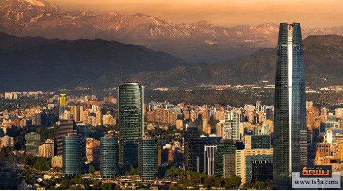 تأشيرة تشيلي
