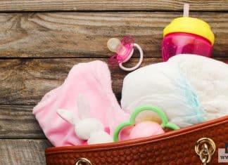حقيبة المولود