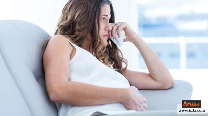 دعم الحامل لماذا يحدث نفور الزوج من زوجته الحامل؟