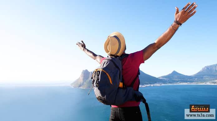 سفر المكفوف من هو أغرب المسافرين المكفوفين؟