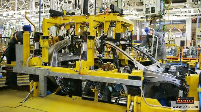 صناعة السيارات الدول الرائدة في صناعة السيارات